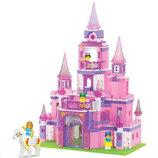 Конструктор Sluban M38-B0152 Розовая мечта - Замок принцессы