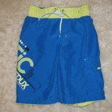 Спортивные шорты George на 6-7 лет рост 116-122см.