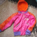 Новая куртка на 8 лет