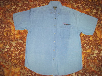 Рубашка джинсовая Coosa County оригинал