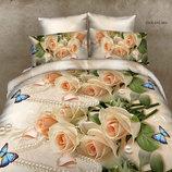 Комплекты постельного белья Бязь Голд