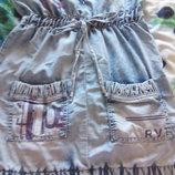 Распродажа Летнее котоновое платье р.44-46