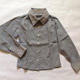 Рубашка Jil&Sil 5-7 лет. Стильная рубашка. Америка.