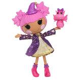 Кукла Lalaloopsy Star Magic Spells лалалупси с питомцем волшебница большая