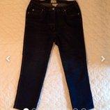 Джинсы, скинни Gill jeans L-XL. Англия. стрейтч- коттон, стильные, женские, большой размер.