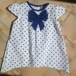 Шикарное Платье для маленькой модницы TU и другая одежда