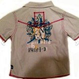 Рубашка с коротким рукавом Next на 2-3-4 года. Шведка для мальчика.