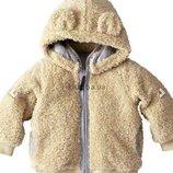 Новое. Куртка двухсторонняя меховая Combimini на 1-2-3 года. Демисезонная Меховушка.