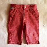 Новые. Стильные капри H&M на 1-2-3 года. Англия. Капри, штаны, бриджи, стрейтч.