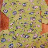 Пижама байка мальчикам и девочкам на 1-7 лет Турция