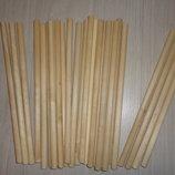 14 мм Деревянные палочки круглые