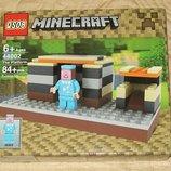 Конструктор Minecraft 84 дет