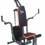 Силовой тренажер Atlas Sport Smart. нагрузка 45 кг, многофункциональный
