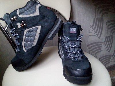 Замшевые ботинки Karrimor, р.33