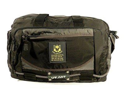 6e2d448785d6 Сумка дорожная спортивная текстильная черная Volunteer 1191-30: 965 ...