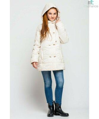 Демисезонная куртка Кнопка для девочек, 116-152 см