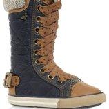 Высокие кеды Next 21 5 р,ст 13,5см.мега выбор обуви и одежды