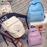 Популярные рюкзаки I am girl