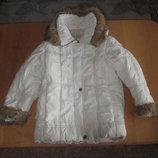Зимняя куртка Lenne для девочки