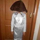 Костюм карнавальный Гриб на возраст 3-8 лет
