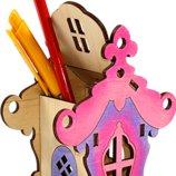 Сказочные домики-шкатулочки. светлица, WOODY артикул в00686