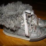 Ботинки кеды Next р.11 на 30 18,3 см по стельке