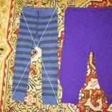 Много разных гамаш, леггинсов, вязаных штанишек для деток
