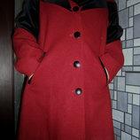 Красивое эксклюзивное пальто DONNY BROOK р. 48-50