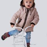 Куртка-Парка Cvetkov Демисезонная для девочек 110 размер-хит продаж