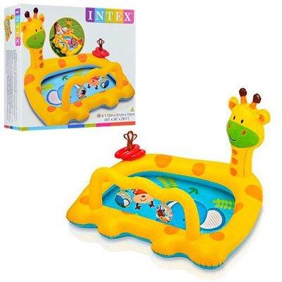 Бассейн детский жираф . 57105