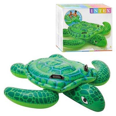Плотик для плавания «морская черепаха». 56524