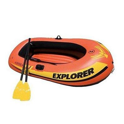 Лодка надувная «Explorer». 58331