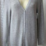 Кофта женская длинная с ангорой бренд Mohito р.44 5567