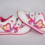 Стильные весенние кроссовки 27 -31 размеры