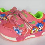 Модные кроссовки 21размер