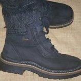 37Р-24 см нубуковые ботинки Greenland
