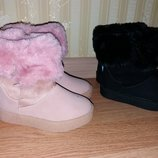 Ботинки Шалунишка для девочек