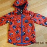 Ветровка,куртка - дождевик на мальчика, 12-18 мес., george.