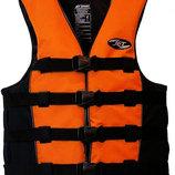 Жилет спасательный JET SPORT ORANGE для охоты, для рыбалки, для спорта
