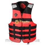 Спасательный жилет AIR new RED спорт, охота, рыбалка