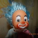 Кукла клоун , рост 20 см,
