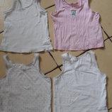 Майки, бодики, одежда по дому 3-5лет