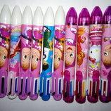 Ручки на 6 , 8 , 10 цветов