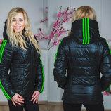 Спортивные курточки весна -осень.6 цветов. р. 42-44, 46, 48-50, 52-54
