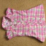 Фирменное платье на девочку 3-5 лет тренд сезона