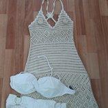 Пляжное платье.р-р 42 на с,м