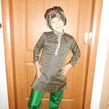 Костюм карнавальный новогодний Султан Шейх на возраст 6-9 лет Прокат