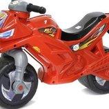 Толокар каталка мотоцикл Орион 501, 4 цвета