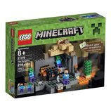 LEGO Minecraft 21119 the Dungeon Building Kit LEGO Майнкрафт Подземелье