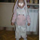 Сдам на прокат эксклюзивный костюм зайчика, костюм гнома, эльфа